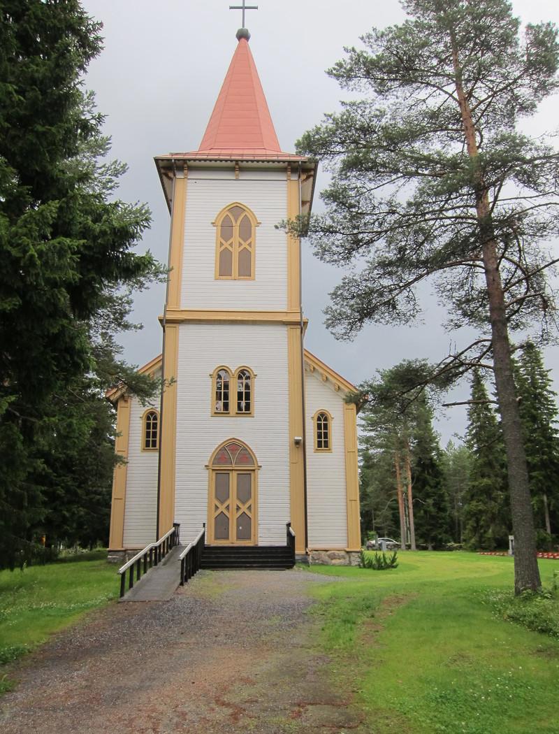Kuivaniemen kirkko