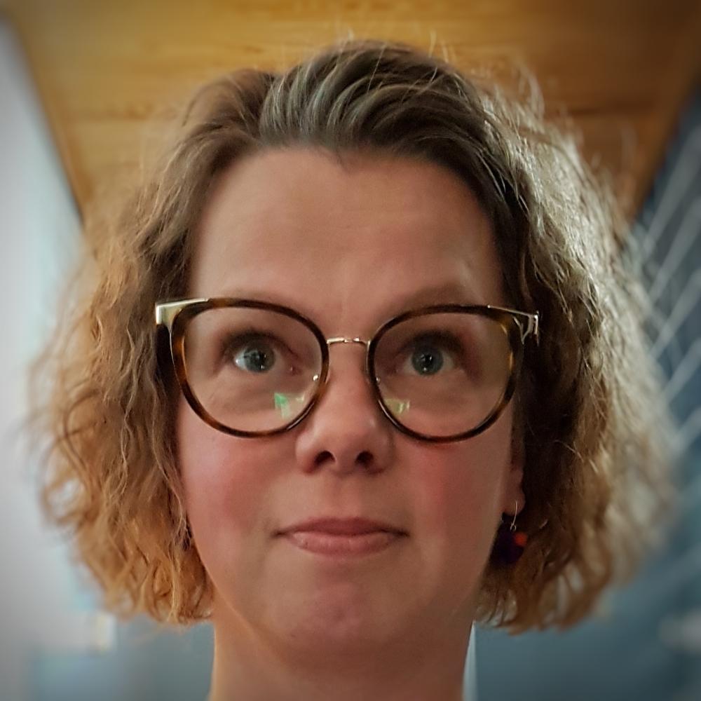 Irina Häyrynen (lomalla 13.-26.9.2021)