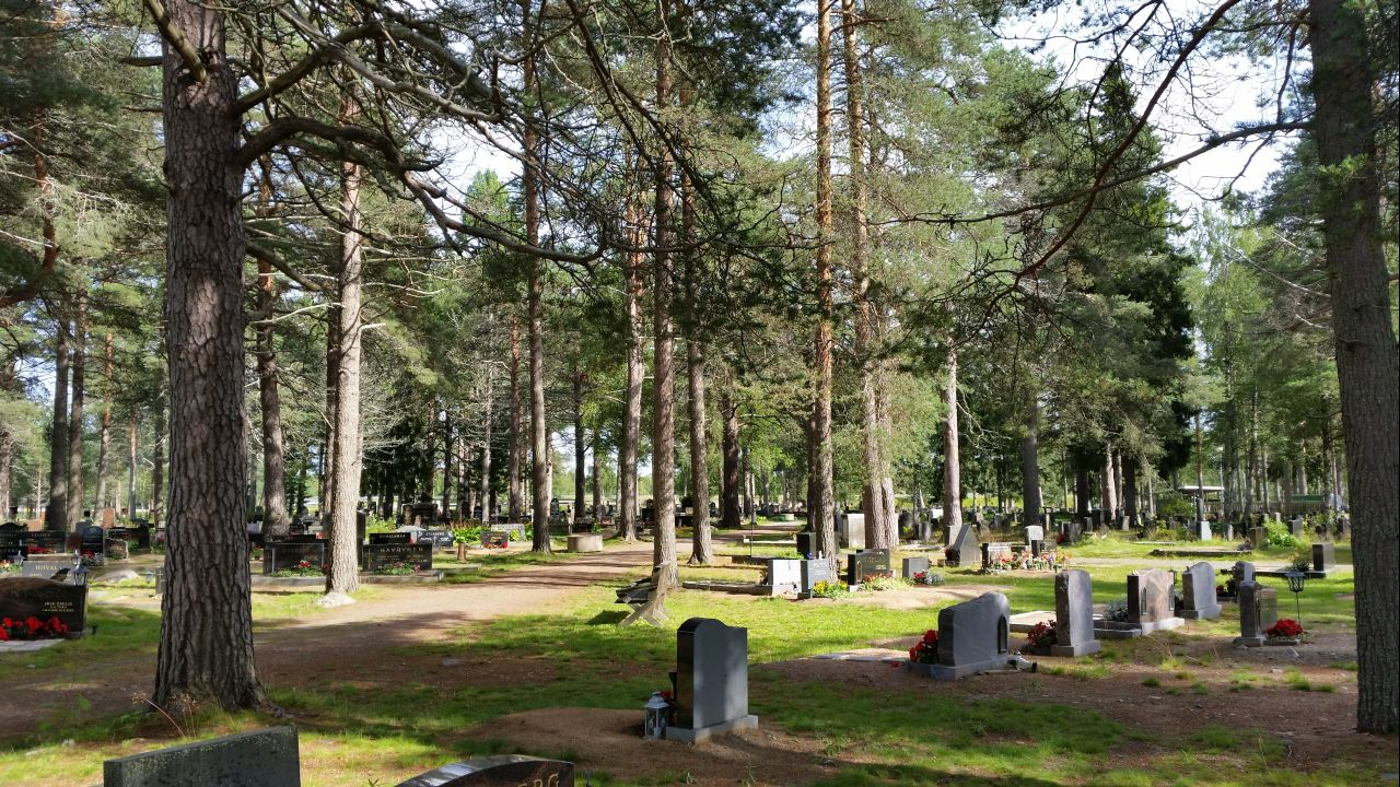 Kruununsaaren hautausmaa