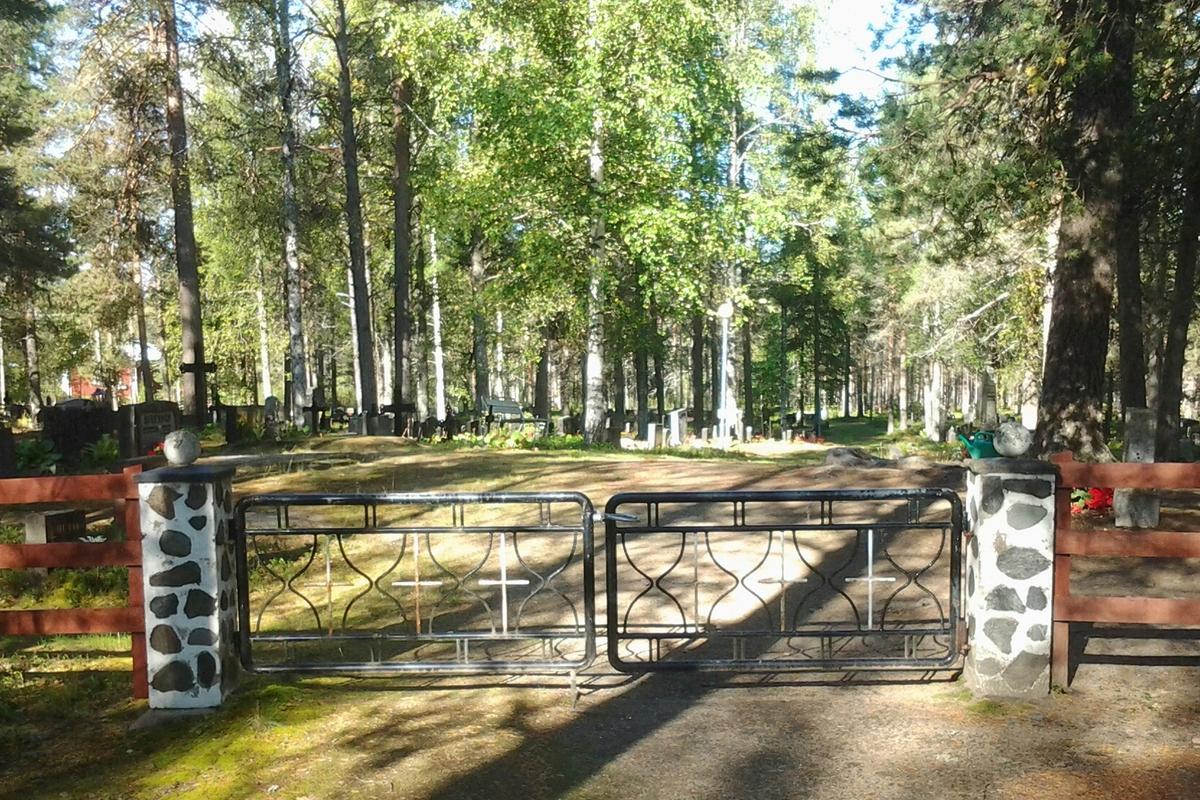 Oijärven hautausmaa